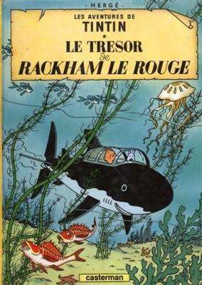 Quizz BDs Tintin10
